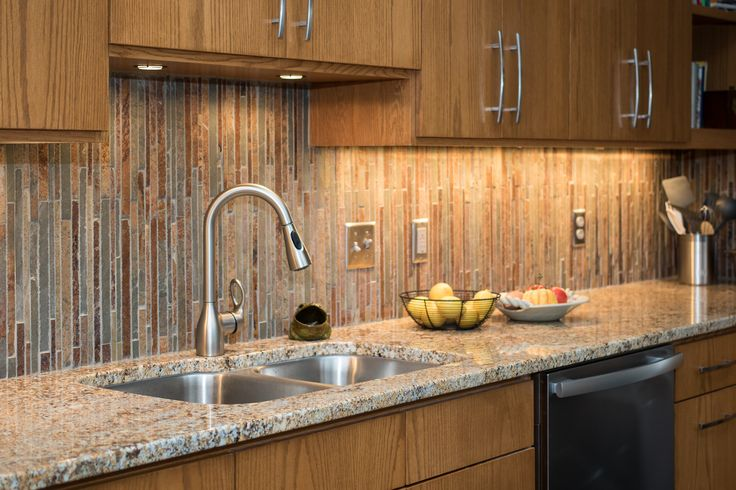 Satin Copper Slate : Ideas about slate backsplash on pinterest granite