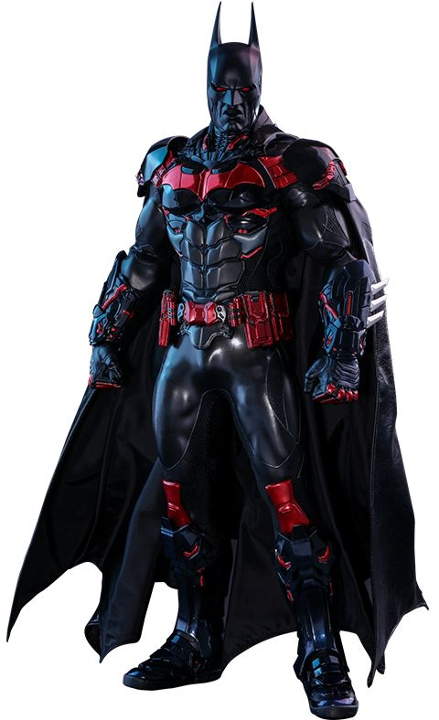 Hot Toys Batman Futura Knight Version Sixth Scale Figure sideshow collectibles for sale