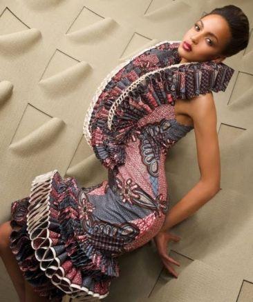 Nigerian Fashion World | Nigerian fashion industry grows steadily but surely: Nigerian ...