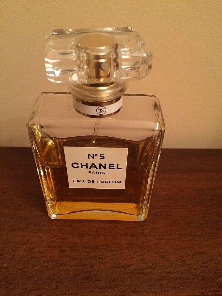 Духи Chanel №5 - вечная классика Шанель