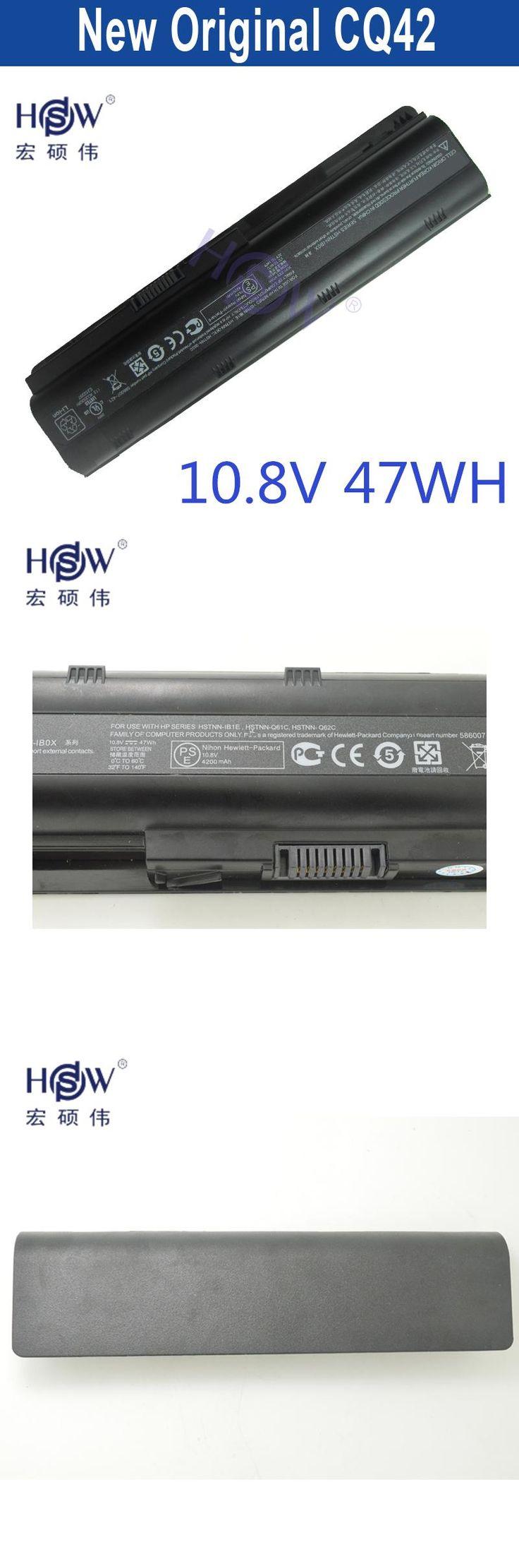 Genuine Battery for HP PAVILION DM4 DV3 DV5 DV6 DV7 G4 G6 G7 G72 G62 G42 for Compaq Presario CQ32 CQ42 CQ43 CQ56 CQ62 CQ72 MU06