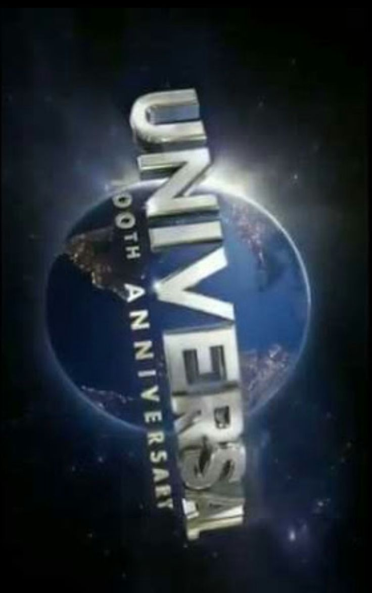 Universal Pictures 100th Anniversary Logo