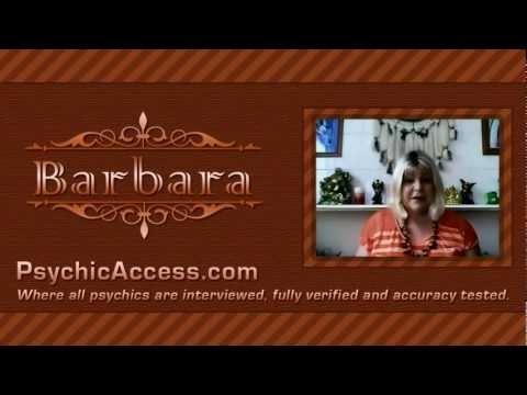 Barbara at PsychicAccess.com