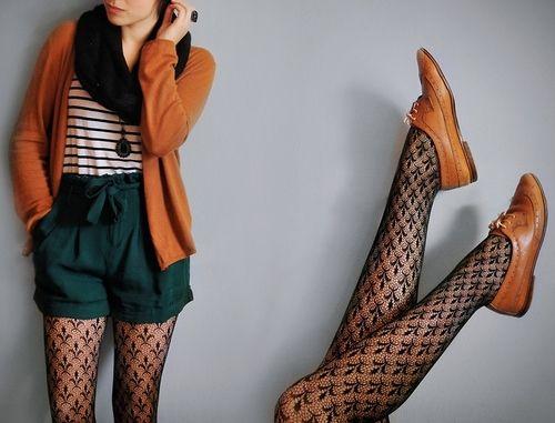 tights and shorts                                                       …