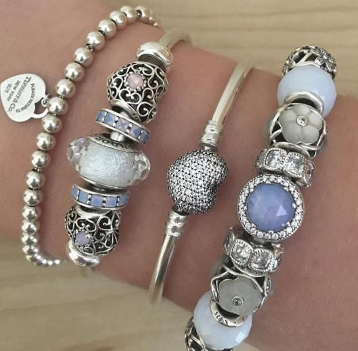 How To Clean Pandora Bracelet And Charms: Best 25+ Pandora Bracelets Ideas On Pinterest