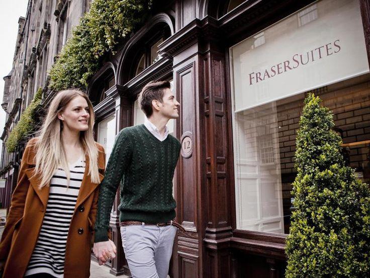 Edinburgh Fraser Suites Hotel United Kingdom Europe Ideally Located In The Prime Touristic Area