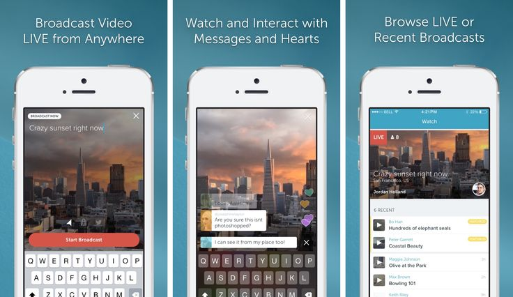 Twitter's Periscope App Shows How Live Streaming Should Be Done   Irish Tech News