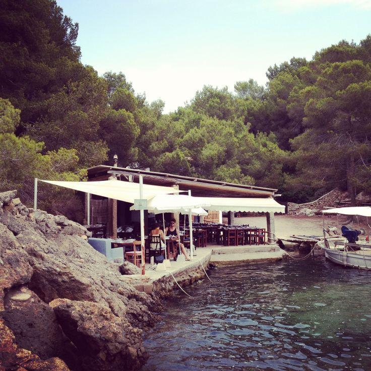 Ibiza, great place for lunch