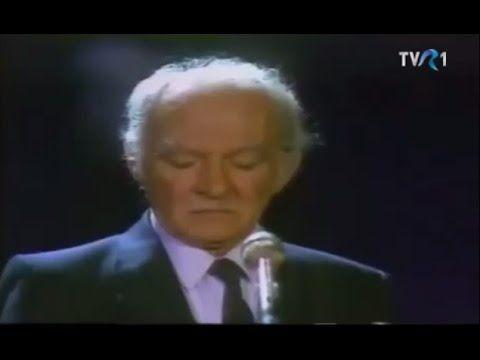 Gheorghe Cozorici - Scrisoarea III de Mihai Eminescu - YouTube