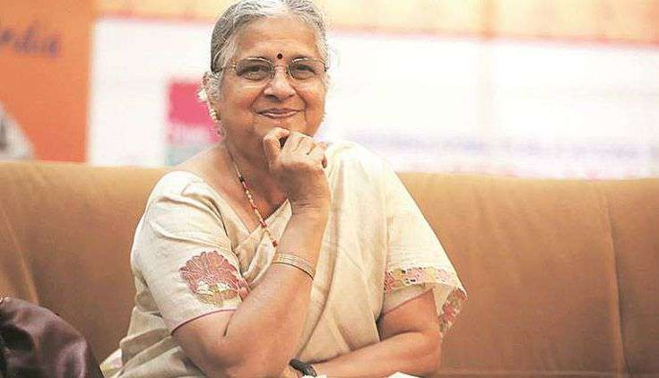 Founder And First Female Engineer Sudha Murthy Is A Living Legend