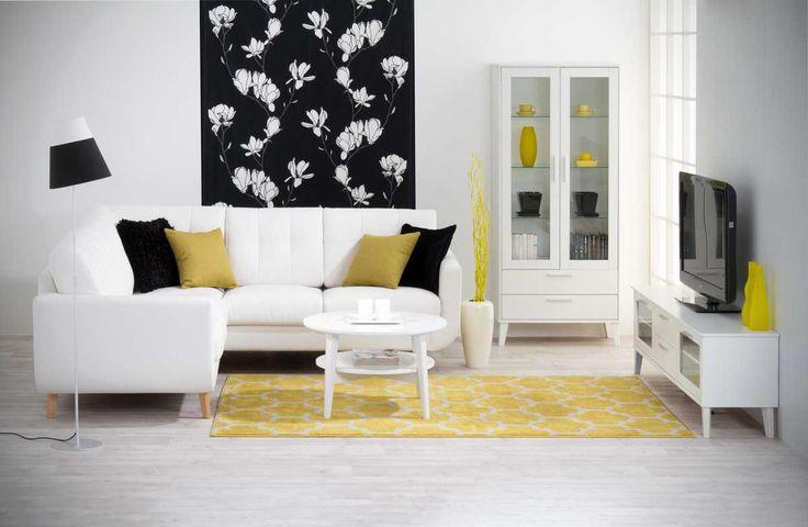 Olivia -huonekalusarjan yleisilme on selkeä ja konstailematon. Pehmeät, pyöreät muodot tekevät siitä yksilöllisen ja monivivahteisen.