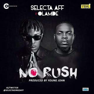 VIDEO: Selecta Aff ft. Olamide: No Rush   VIDEO: Selecta Aff ft. Olamide: No Rush  EmmanuelOseiKaakyire(Born 1992)better known by his stage nameSelectaAffis anUrban BritishmusicianofGhanaian descent.Born in Italy and raised in London (Tottenham)Best known for his 2012 single Fine Girl which landed him aGhana Music Awards(GMA):Best Act of The Year Nomination. In 2013 SelectaAffwas also nominated forUrban Music Awards (UMA) for his ground breaking single…