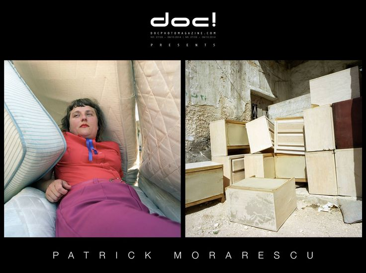 doc! photo magazine presents: Patrick Morarescu - PERFORMERS VS. PERFORMING GROUNDS @ doc! #27/28 (pp. 167-187)