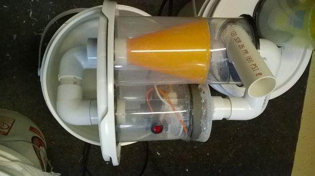 How To Make Cyclone Dust Collector For Vacuum Cleaner At Home Dust Collector Dust Collector Diy Vacuum Cleaner