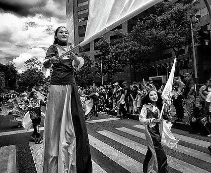 Solidarity Walk - 20 by Daniel Gomez