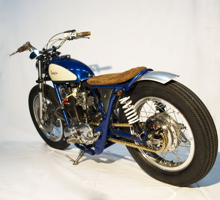 Bmw Xs: Kingston Custom: Yamaha XS 650 Bratstyle