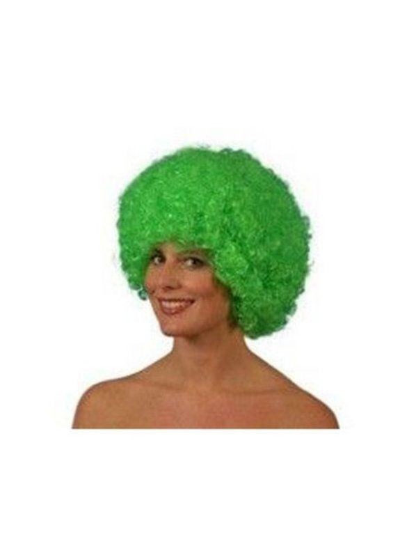 Check out Green Afro Wig - Wholesale Afro Accessories from Wholesale Halloween Costumes