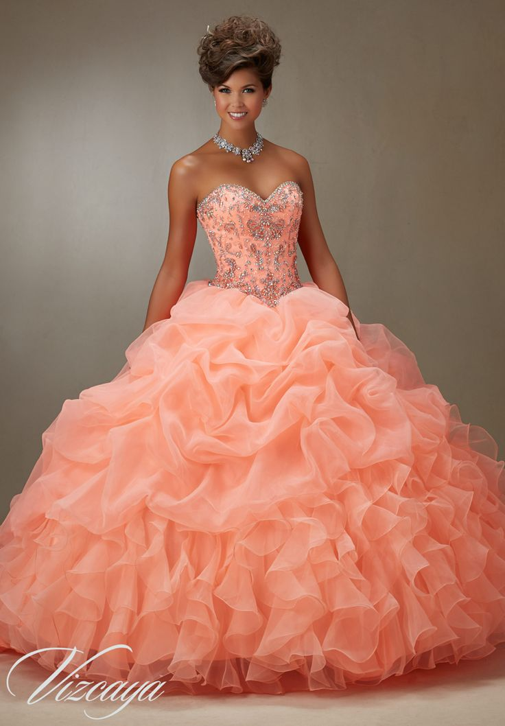 182 best images about QUINCEANERA DRESSES on Pinterest ...