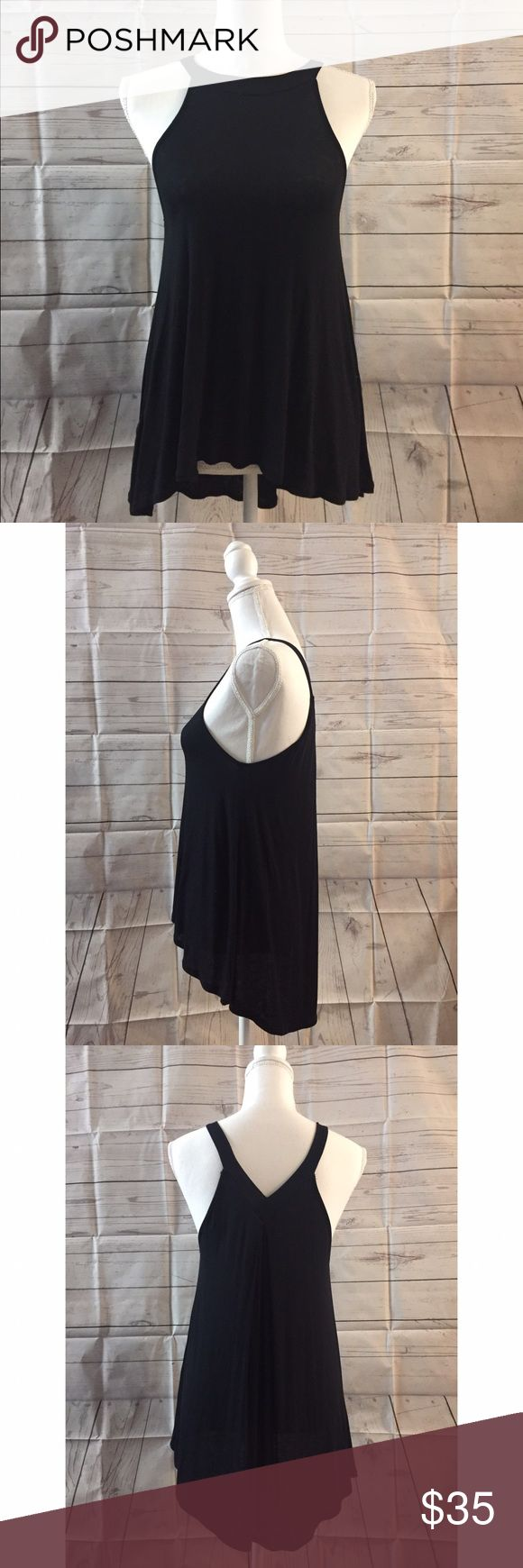 BCBGeneration Asymmetrical Tunic Tank Top Size S New BCBGeneration top that has never been worn BCBGeneration Tops Tunics