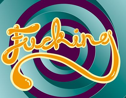 """Check out new work on my @Behance portfolio: """"Lettering"""" http://on.be.net/1dYpN7o"""