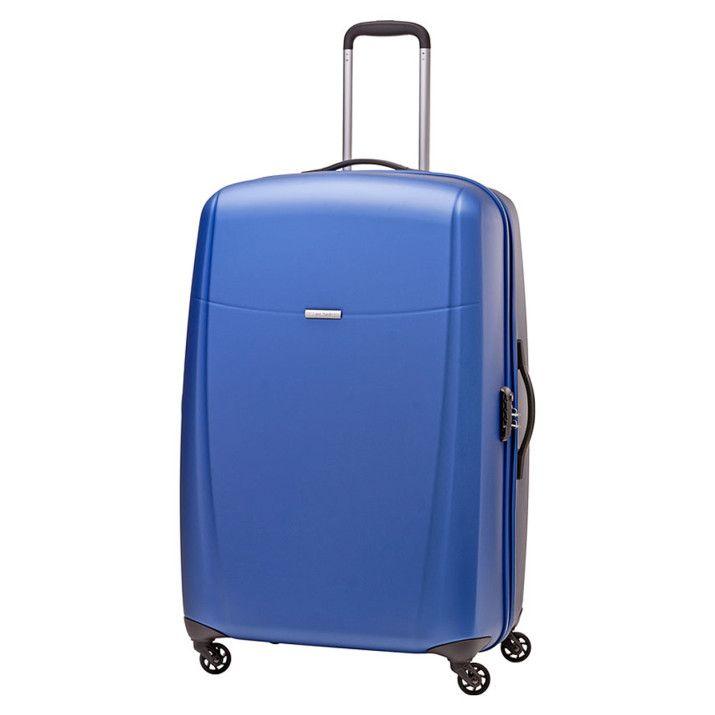 Cette valise de la gamme Bright Lite 2.0 est issue d'une fabrication en polycarbonate Makron. Elle assure ainsi la fiabilité et la résistance aux chocs que l'on peut attendre, elle est conçue pour la durée. La finition grainée de la coque limite les rayures qui peuvent survenir lors des déplacements. D'une forme rectangulaire, elle offre un large volume. SAMSONITE est une référence haute gamme dans le monde du bagage !