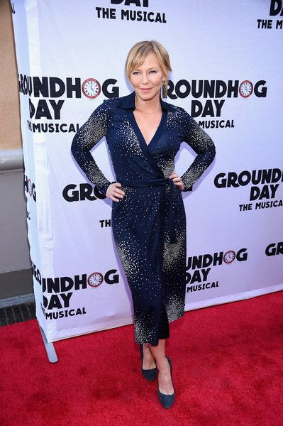"Kelli Giddish Photos - Actress Kelli Giddish  attends the ""Groundhog Day"" Broadway Opening Night at August Wilson Theatre on April 17, 2017 in New York City. - ""Groundhog Day"" Broadway Opening Night - Arrivals & Curtain Call"