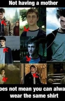 "You should read ""Harry Potter jokes"" on #Wattpad. #fanfiction"