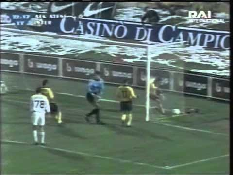 2002 February 28 AEK Athens Greece 2 Internazionale Milano italy 2 UEFA Cup