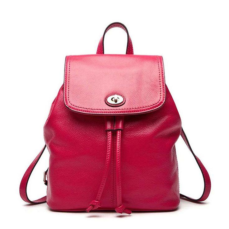 Comprar marca de mochilas de cuero para juveniles elegantes bolsas de viaje femeninas [AL93028] - €94.97 : bzbolsos.com, comprar bolsos online