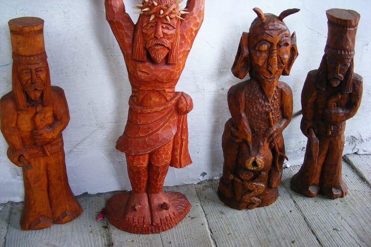 Rzeźby Piecyka