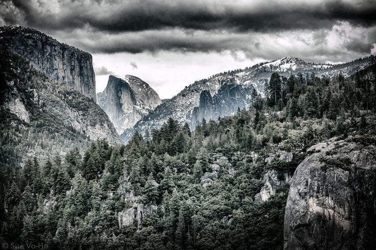 Half Dome by Sue Vo-Ho on 500px  Yosemite National Park