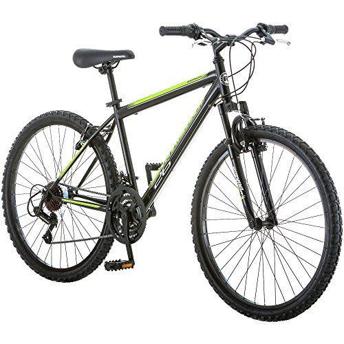 "26"" Men's Bike Black/Green Roadmaster Granite Peak - http://mountain-bike-review.net/products-recommended-accessories/26-mens-bike-blackgreen-roadmaster-granite-peak/ #mountainbike #mountain biking"