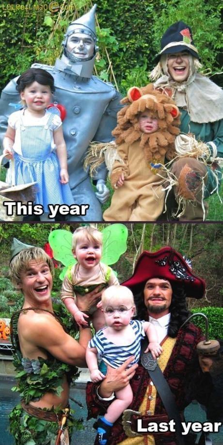 Neil Patrick Harris Halloween Peter Pan