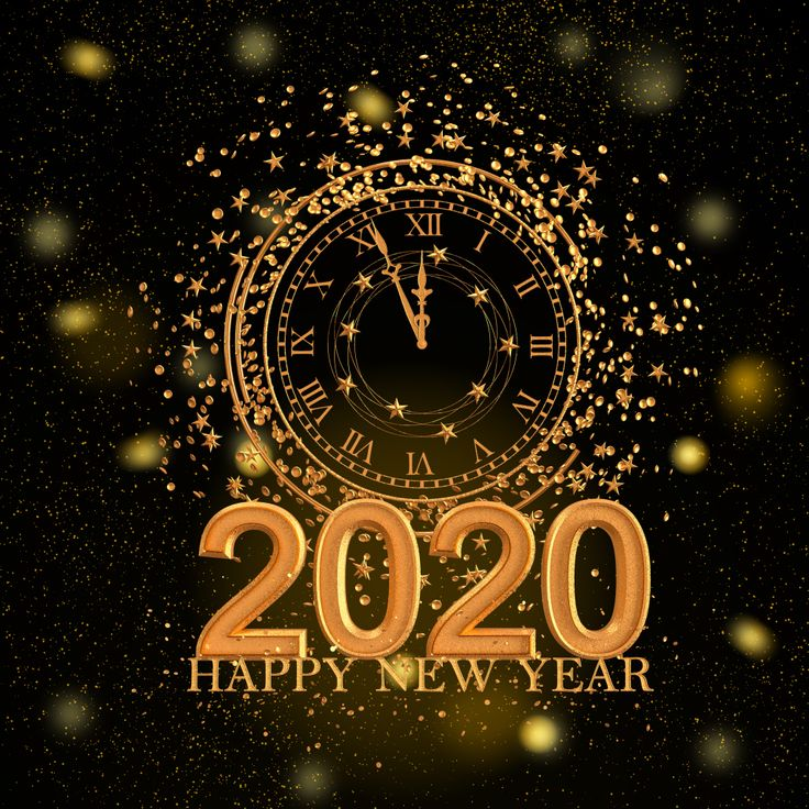 Advance Happy New Year 2020 Images Happy New Year Message New Year Message Happy New Year Gif