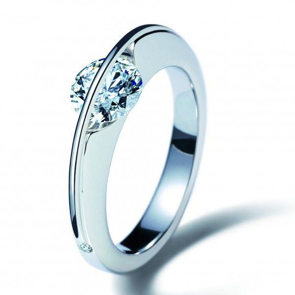 Most beautiful engagement ring ever, the Liberté - Arcana
