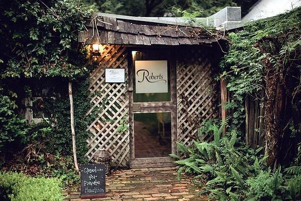 Roberts Restaurant in Pokolbin #huntervalley