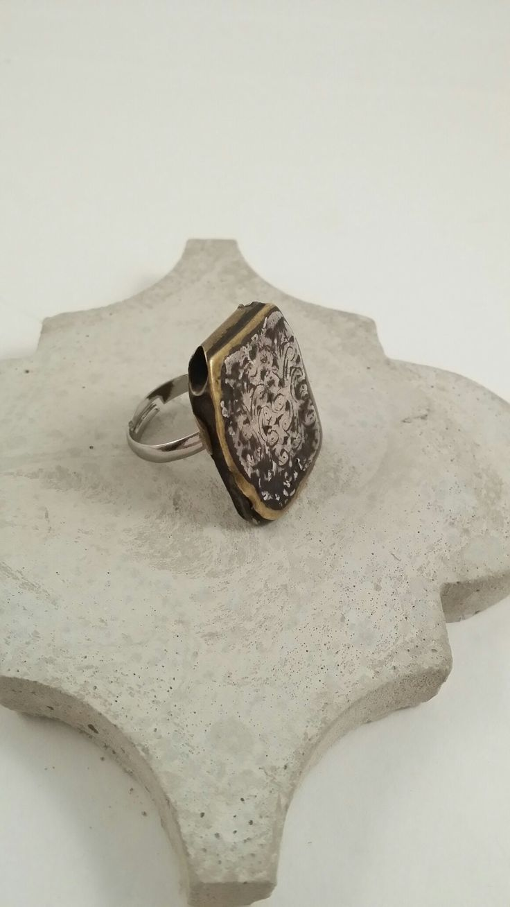 Antique ring from Marrakech
