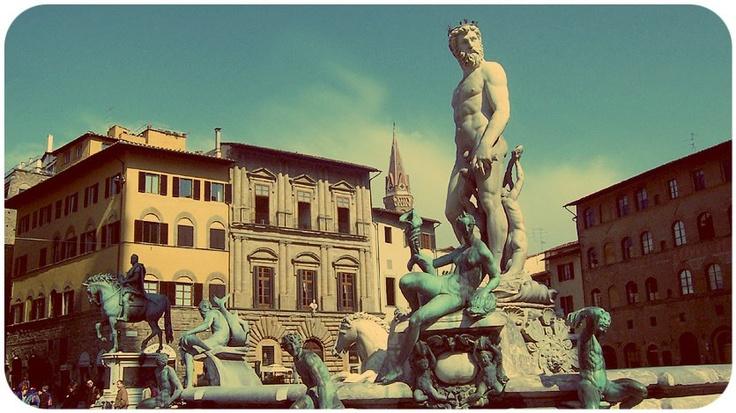 Firenze Piazza Signoria