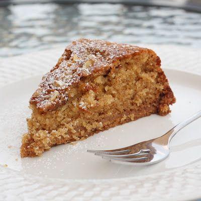 Armenian Nutmeg Cake... insane flavour!