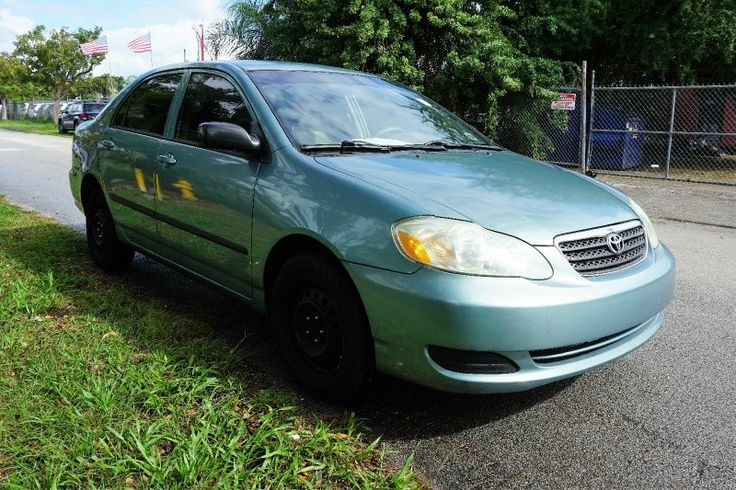 2006 Toyota Corolla $6499 http://www.idriveautosales.com/inventory/view/9638698