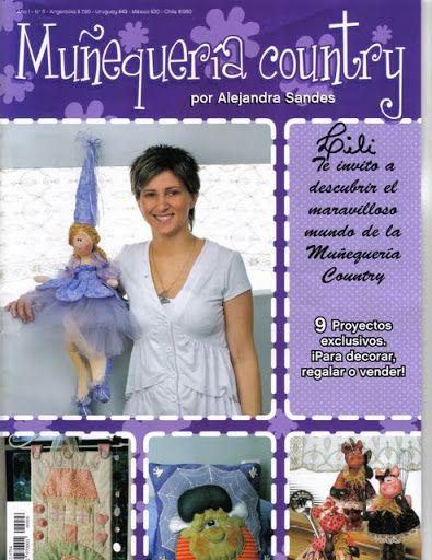 MUÑEQUERIA COUNTRY Nº6 - Alandaluz Lopez - Álbumes web de Picasa
