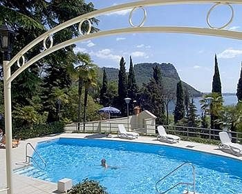 Hotel Excelsior Le Terrazze, Garda, Italy