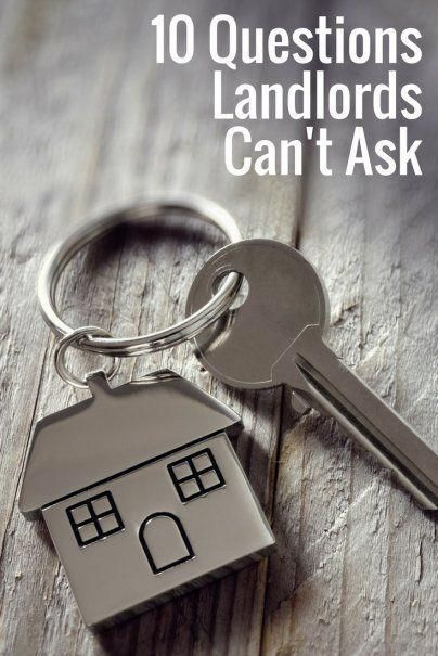 10 Questions Landlords Can't Ask | House Rental Tips | What You Need To Know About Renting | Best Landlord Advice