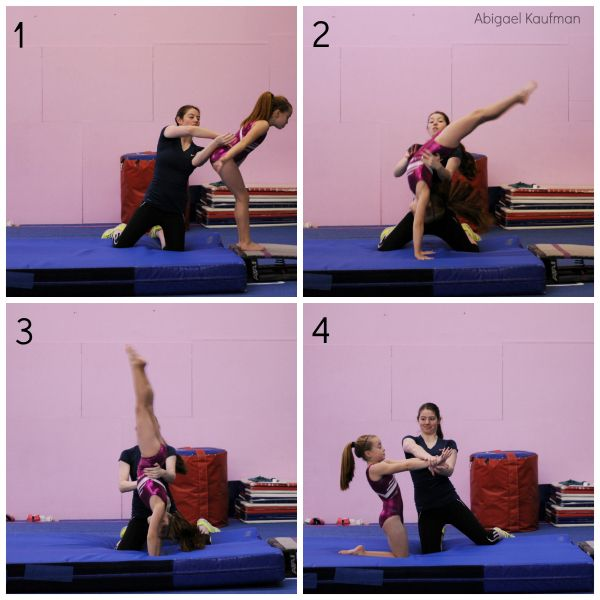 Event Introduction - Tumbling For Beginners - Gymnast ...