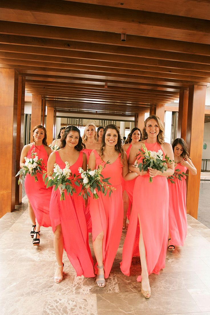 4931 best bridesmaids images on pinterest a vintage boho chic hawaiian wedding youll go coconuts for ombrellifo Image collections