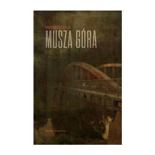 """""""Musza Góra"""" Bohdana Głębockiego: http://debiutext.co.pl/23978,musza-gora-bogdan-glebocki.html"""