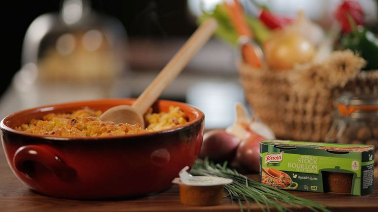 Mac and Cheese au bacon et oignons | Zeste
