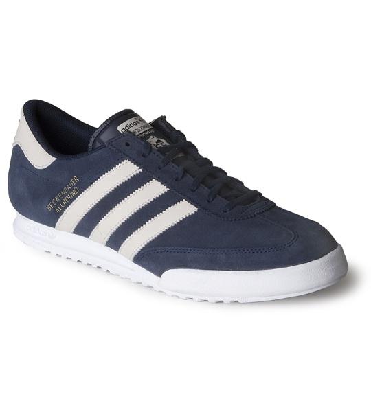 Adidas Trainer Beckenbauer Q20548 Legen Ink S10-Running White-Bliss S13