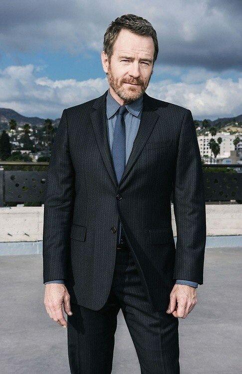 Bryan Cranston - such a gentleman