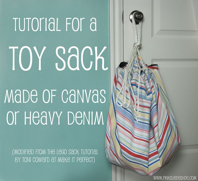 I want to make a few of these!!!: Craft, Sack Instructions, Baby Toys, Toy Sack, Sewing Tutorials, Play Mats, Kid